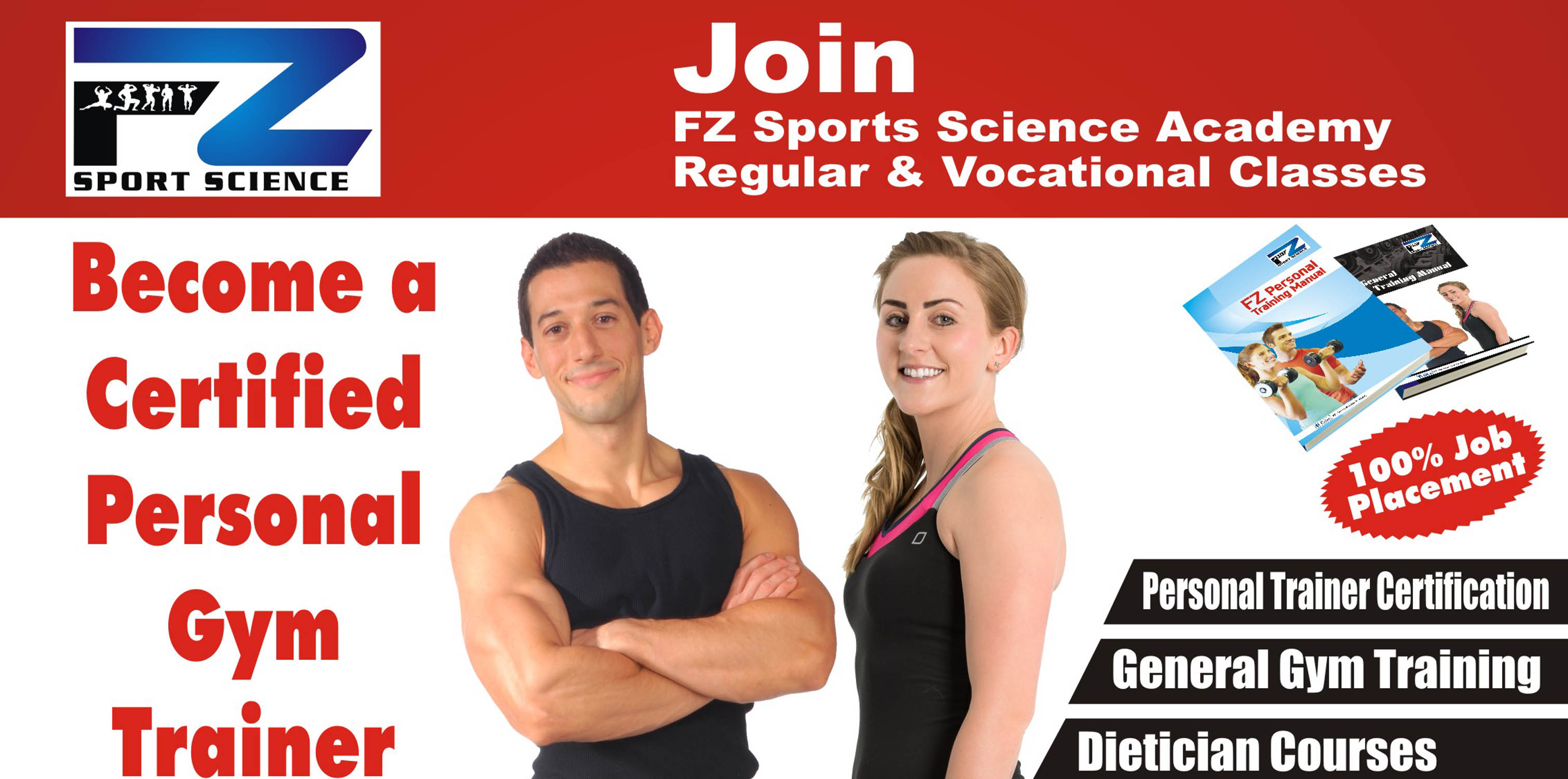 Personal Trainer Certification Fz Sports Academy